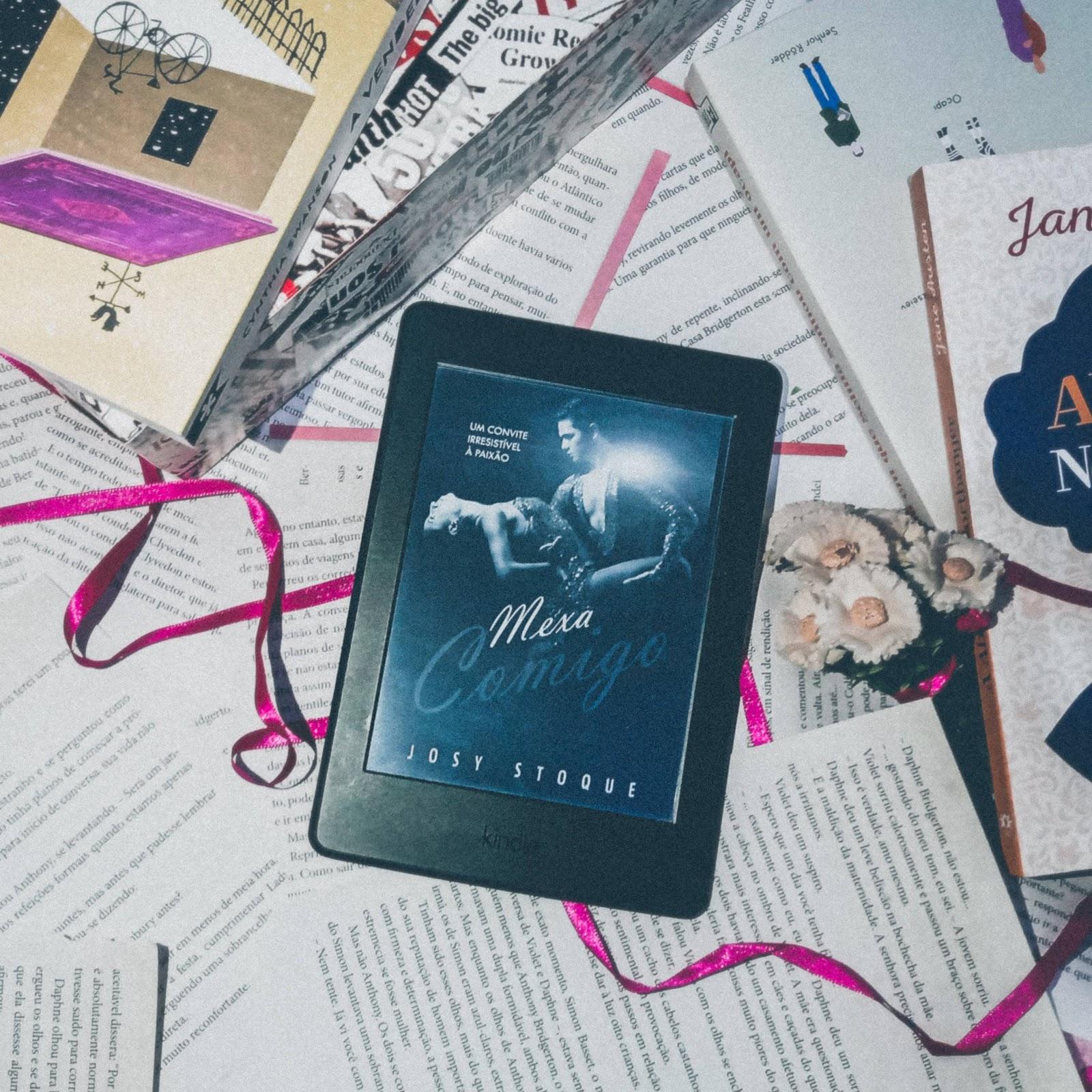 Livro no Kindle