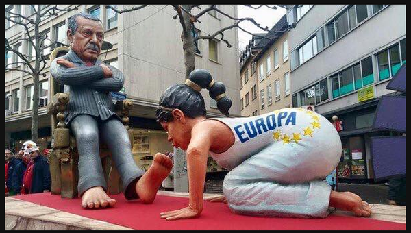 Το σουλτανάτο της Ευρώπης