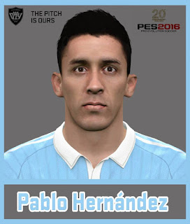 PES 2016 Faces Update by Ozy_96 PES MOD