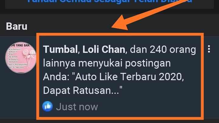Auto like fb apk
