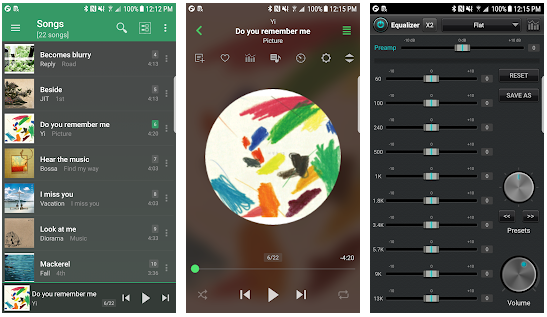 Screenshot jetAudio HD Music Player Plus v9.10.1 Premium