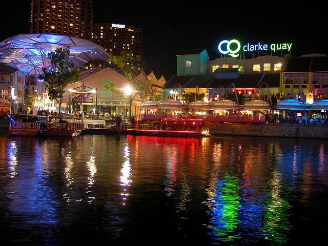 Clarke Quay, Singapore, hotel di singapore yang dekat dengan tempat wisata 2020, objek wisata yang paling terkenal di singapura adalah brainly 2020, daftar wisata singapore 2020, tempat wisata romantis di singapore 2020, tempat wisata di malaysia 2020, tempat wisata sekitar little india singapore 2020, gambar kota singapura 2020, paket wisata singapore 2020, pemandangan singapore 2020