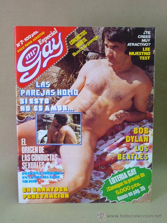 fotos antiguas de la revista gay colt