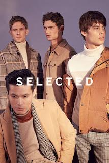 Arthur Gosse, Dae Na, Louis Baines & Mathias Lauridsen Model Selected Winter 2019 Collection