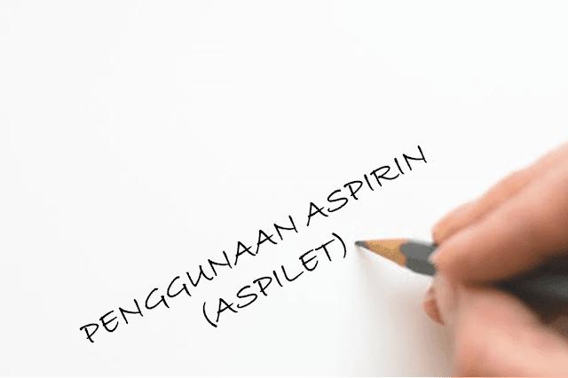 Penggunaan Aspirin