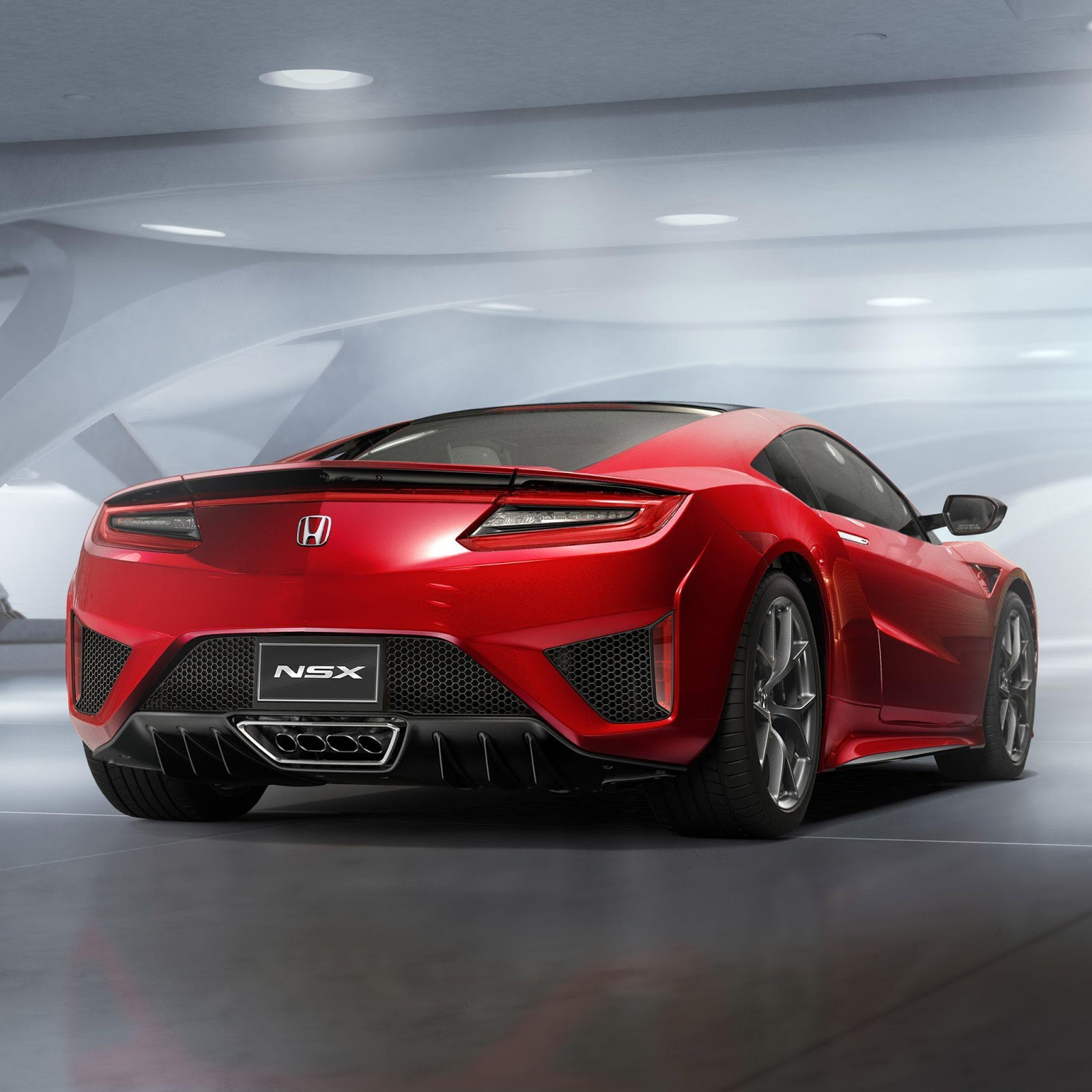 The Honda NSX Sports Car HD wallpapers