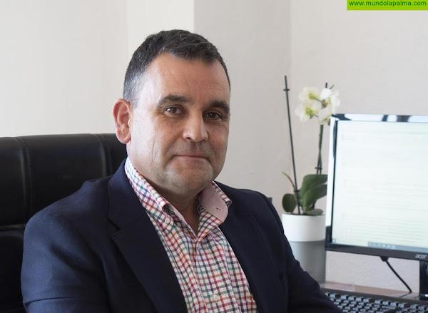 Luís Cabrera será reelegido presidente del Comité Local del PP de la Villa de Mazo