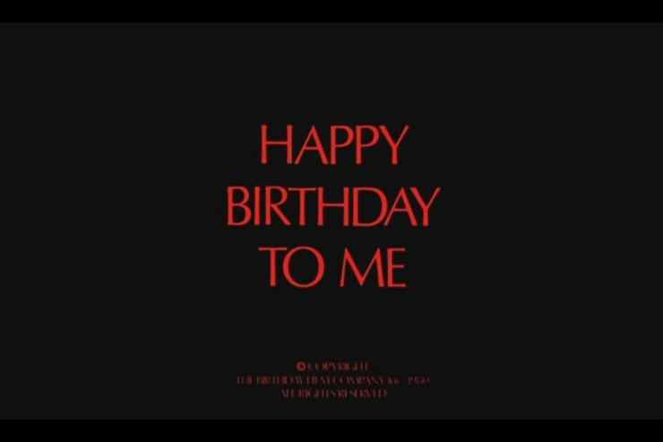 Maybe it's just me...: It's my Birthday!