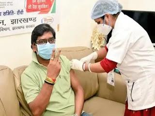 hemant-soren-take-vaccine