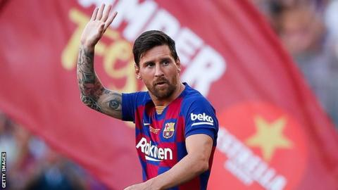 Messi can help Man City take the next step by winning the Champions League