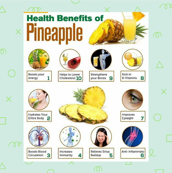 Natural Healing with Pineapple