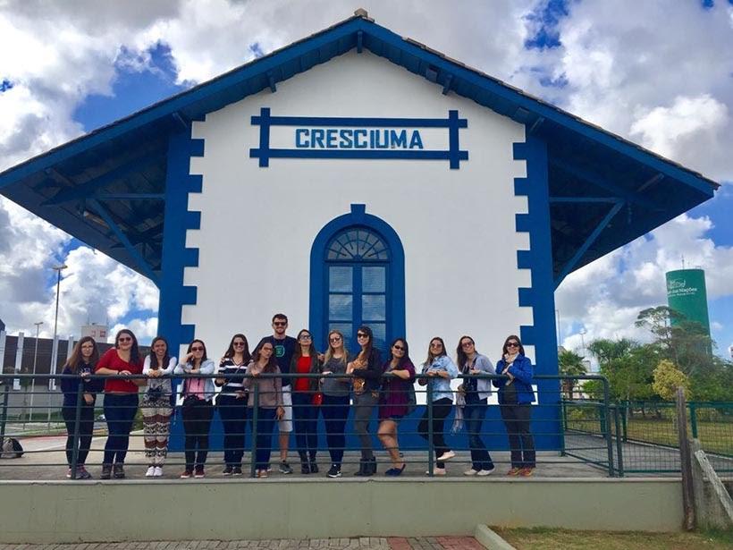O que fazer em Criciúma - Parque das Nações - Foto: Ângela Castanhel - Blog: Viajando em 3,2,1
