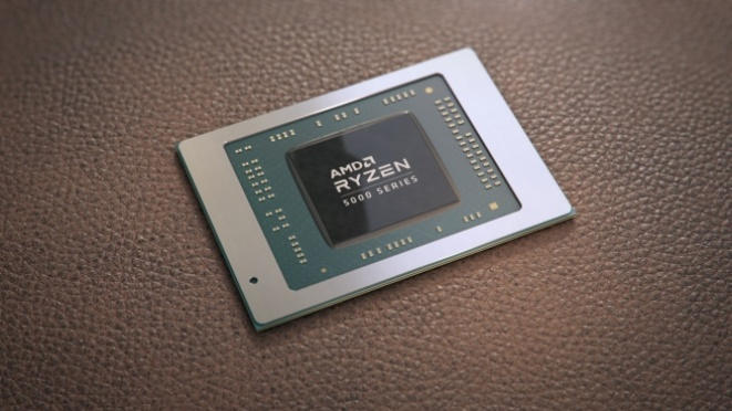 AMD Ryzen 5000 series mobile processors