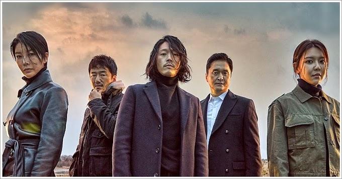 Drama Korea | Tell Me What You Saw (2020)