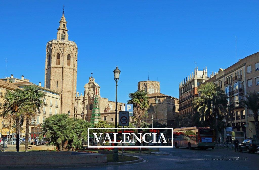 ¿Inspiración para viajar el 2021? Valencia es tu destino
