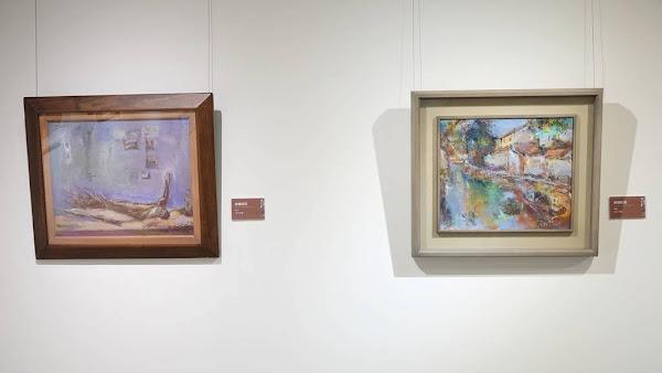 浪漫之外‧賴威嚴油畫創作展 以象徵性抒情畫出時代冷暖