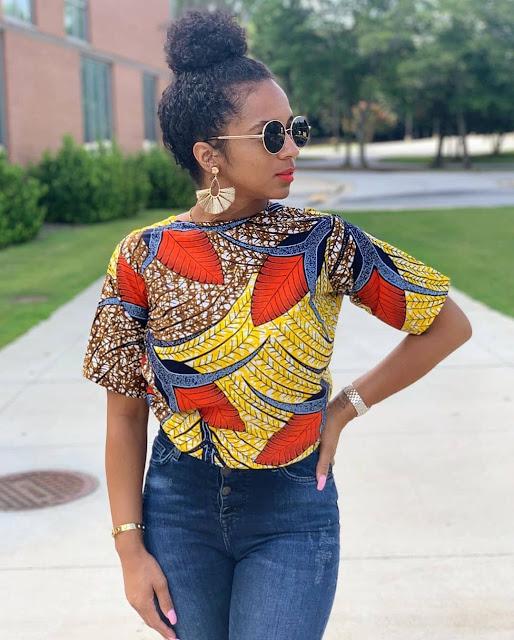 Beautiful Brand New Ankara Styles
