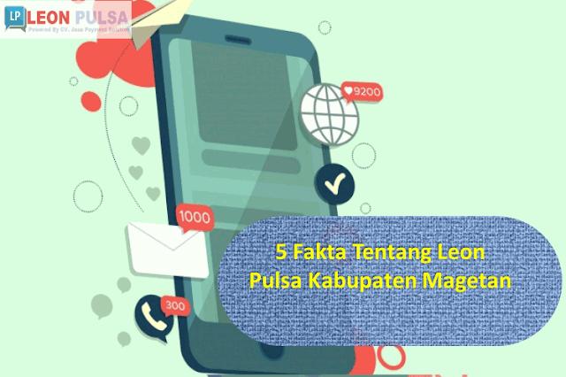 5 Fakta Tentang Leon Pulsa Kabupaten Magetan