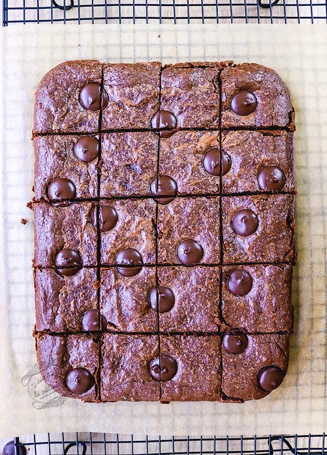 brownie chocolat recette