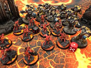Imperial Fists Terminators Horus Heresy 30k