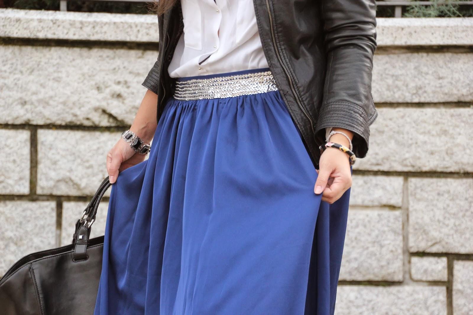 3e823833c DIY Costura Maxi Falda | | Oh, Mother Mine DIY!!