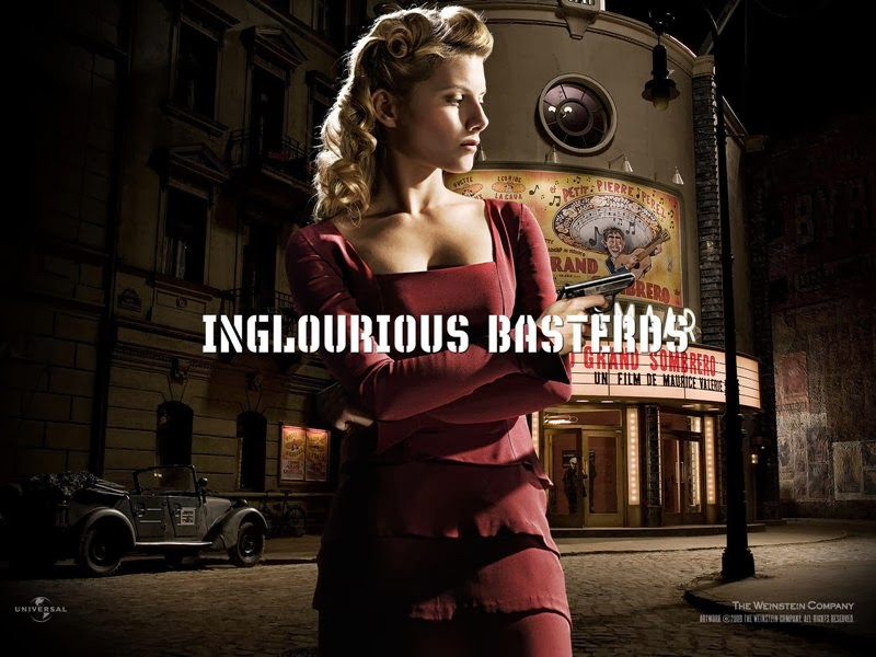 inglourious basterds melanie laurent