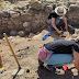 Aparece un molino ibero en el yacimiento de Coimbra del Barranco Ancho