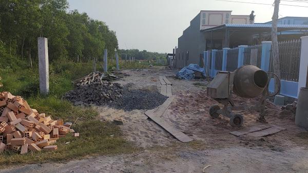 Cần bán 1845m2 đất Hồ Tràm , đoạn gần giáo sứ Hồ Tràm