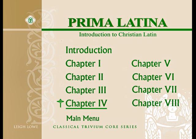 Prima Latina DVD 1 track list
