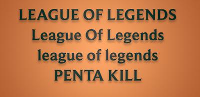 league of legends BeaufortforLOL font download