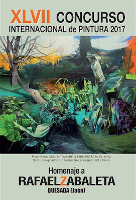Concurso Internacional de Pintura Rafael Zabaleta