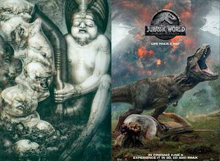 http://alienexplorations.blogspot.com/2018/08/jurassic-world-fallen-kingdom-poster.html
