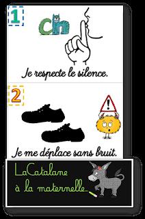 Règles pour la classe (LaCatalane)