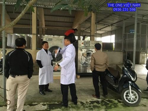 Tư vấn giặt là công nghiệp cho bệnh viện tại Thanh Hóa