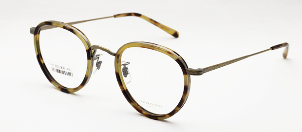 OLIVER PEOPLES(オリバーピープルズ)  MP-2 (エムピーツー)