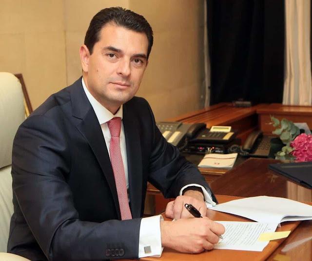 Πρέβεζα: Ο Υφυπουργός Αγροτικής Ανάπτυξης Κωσταντίνος Σκρέκας θα εκπροσωπήσει την κυβέρνηση στις εκδηλώσεις για τον Πολιούχο της Πρέβεζας Αγ.Χαράλαμπο