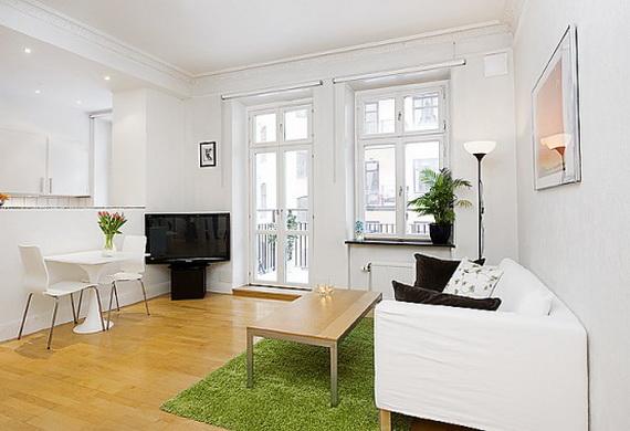 petit appartement d cor d cor de maison d coration chambre. Black Bedroom Furniture Sets. Home Design Ideas