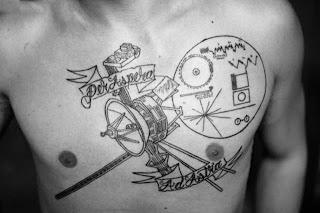 extrange tattoo idea