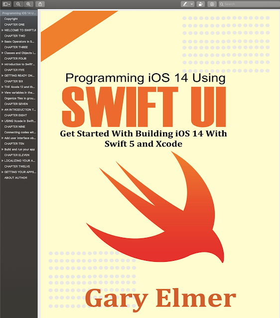 Programming iOS 14 Using Swift UI Get Started With Swift 5 and Xcode