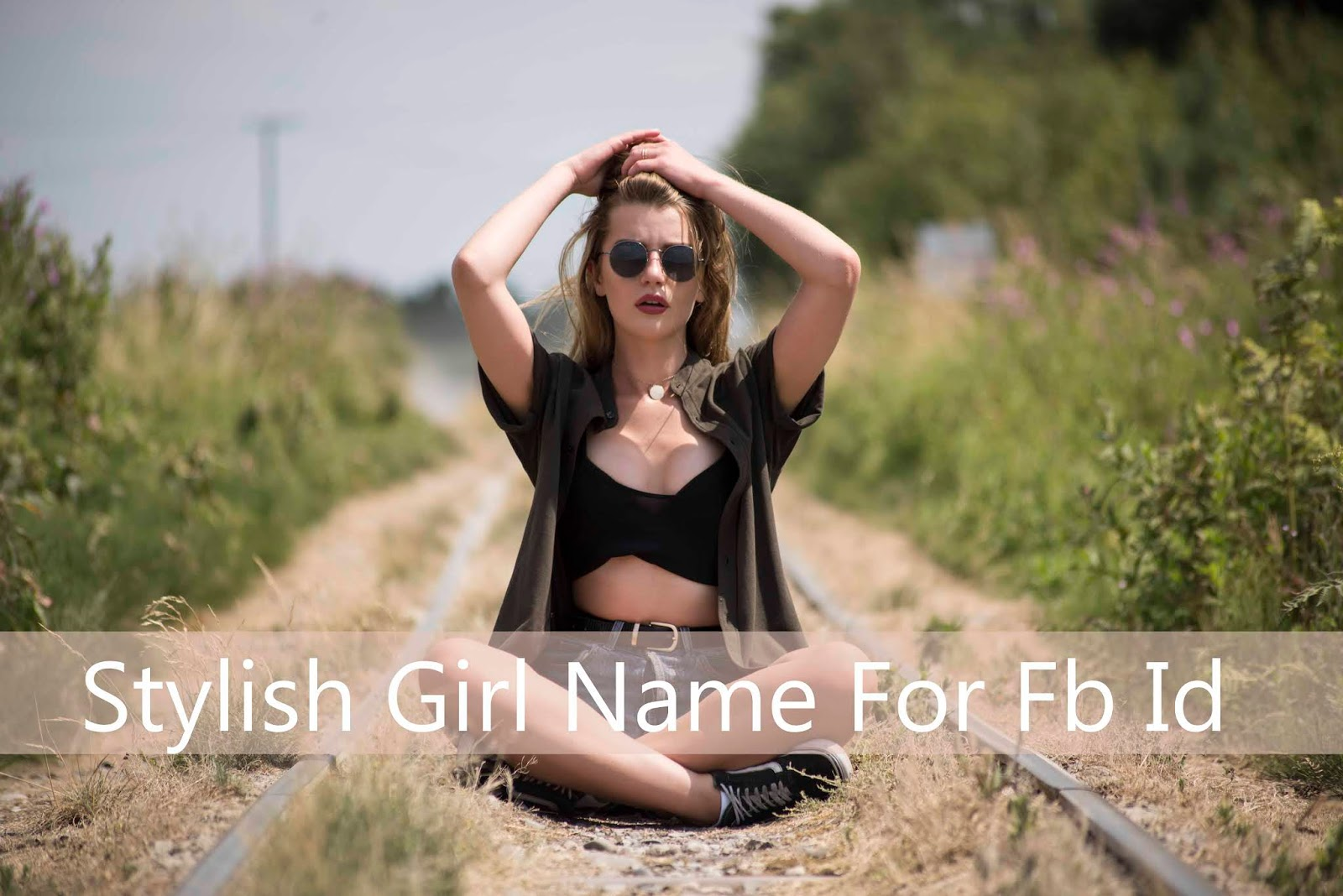 Nice names for girls on facebook
