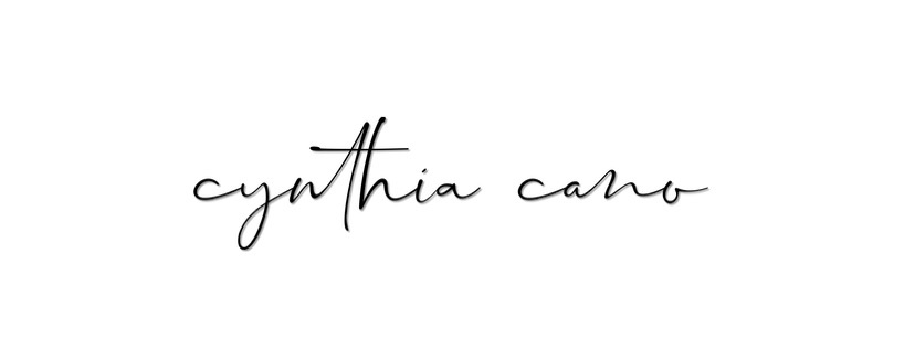 Cynthia Cano: A faith & lifestyle blog
