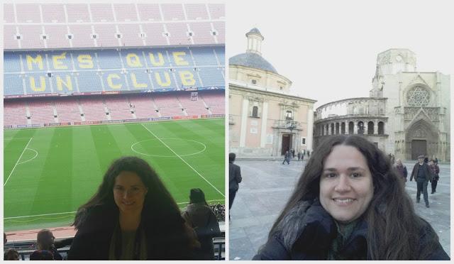 Camp Nou Experience - Barcelona e Catedral de Valencia