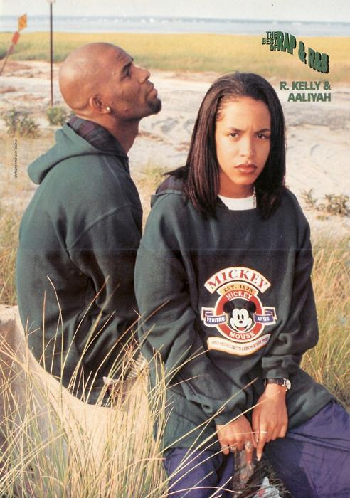 WISE NEWS  Did y...R Kelly And Aaliyah