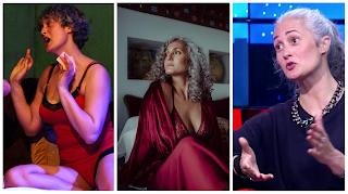 بالفيديو نادية بوستة : حلمي هو نمثل دور عاملة جنس و حمدالله حققت حلمتي و مثلتو