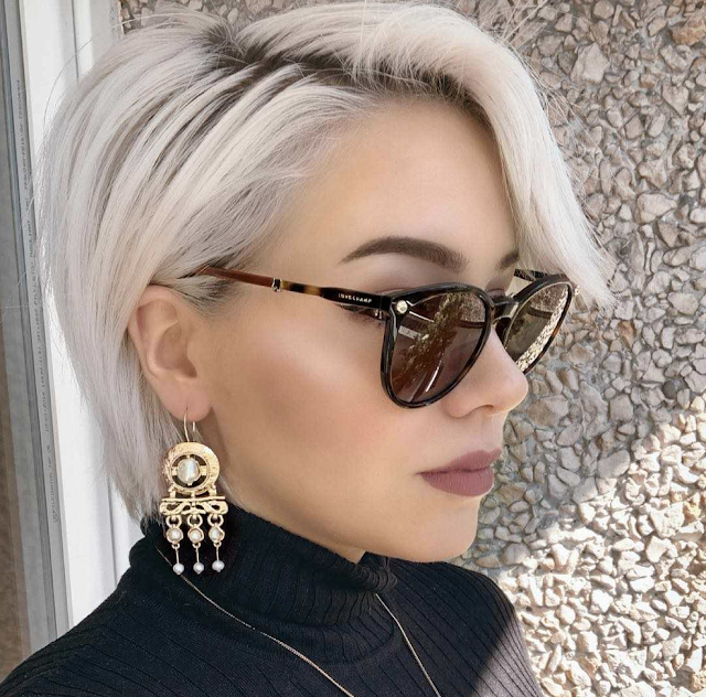 pixie haircuts and styles 2019