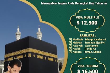 Haji Plus Non Kuota 2019
