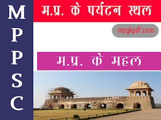 Madhya Pradesh ke Mahal