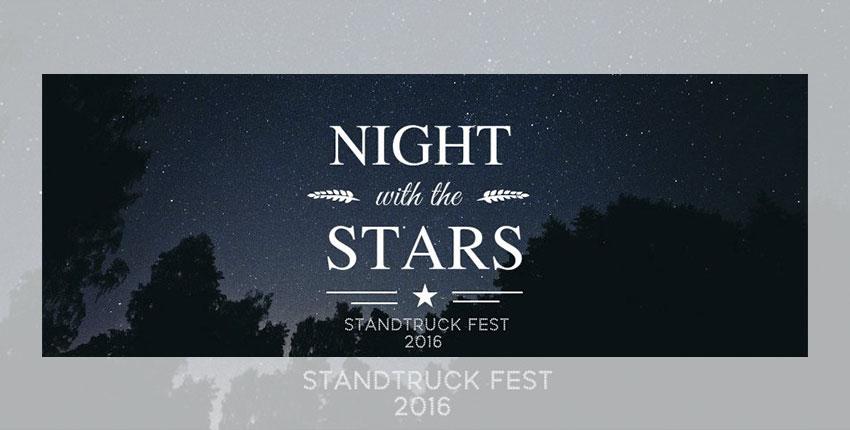 StandTruck Fest 2016 Feria de diseño independiente