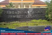 PN Jember Kembali Lockdown Usai Tujuh Pegawai Positif Covid-19