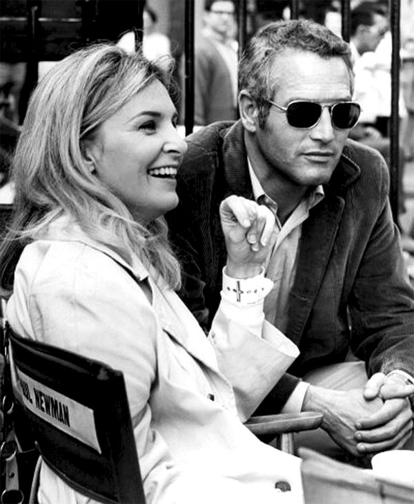 great love stories № 09 | paul newman & joanne woodward